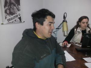 Juan Verón. Pelotari.