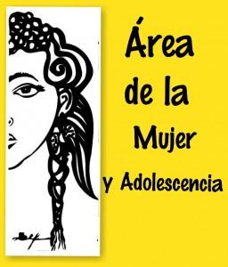 LOGO ÁREA DE LA MUJER Y LA ADOLESCENCIA