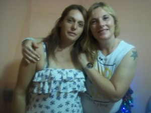 Melina y Mariana Acevedo