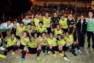 Verde Campeón 12-3-16